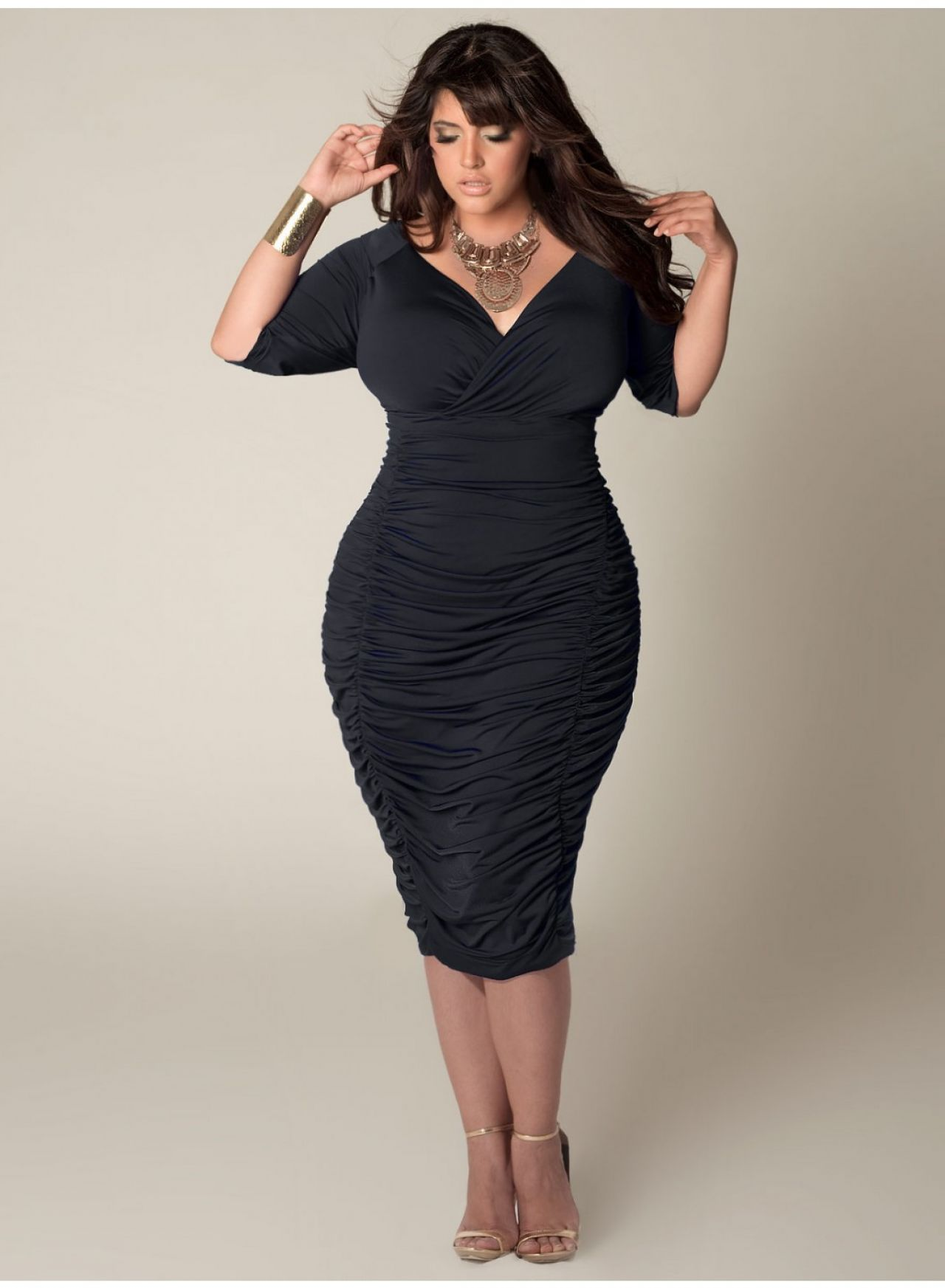 Best Guest Dress For A Fall Wedding Plus size wedding guest