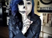 easy halloween makeup ideas adults
