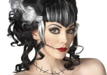 Scary Halloween Hairstyles Pictures