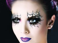 halloween eye makeup stickers