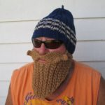 beanie knitting pattern men