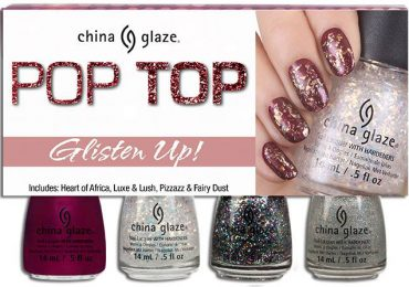China Glaze Fall 2021 Collection Pop Top Swatches