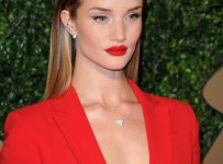 what lipstick to wear with red dress