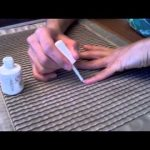 french manicure youtube