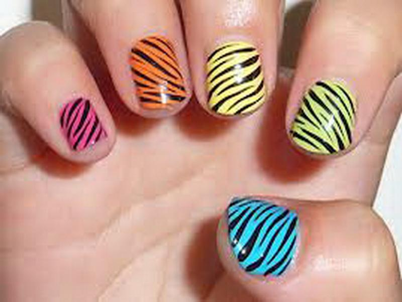 Cool Nail Art Designs With Toothpicks | Splendid Wedding Company