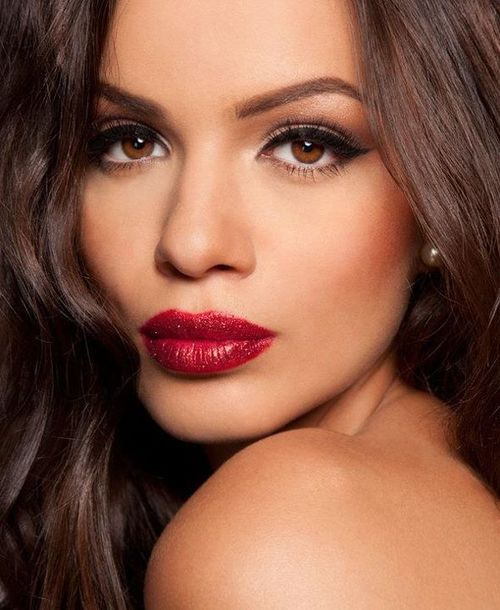 Eyeshadow To Wear With Red Lipstick - Styloss.com