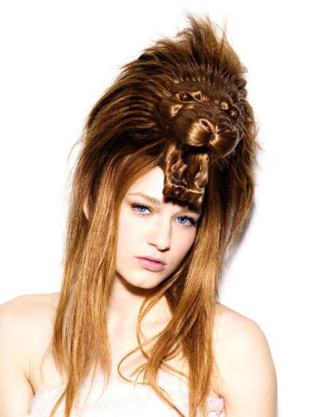 halloween hairstyles for teens - styloss.com