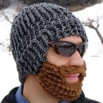 r2d2 knitted hat pattern