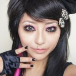 ideas for emo makeup styles