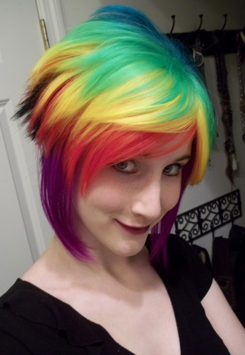 Hairstyles For Short Emo Hair : styles bridal hairstyles lipsticks tattoos prom dresses shoes ladies ...