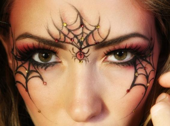 halloween eye makeup ideas