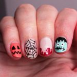 cool halloween nail polish ideas