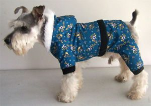 Hooded Dog Coats for Winter Waterproof with Legs