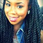 senegalese twists with extensions
