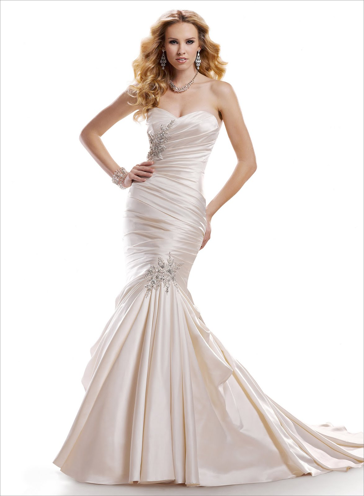 Wedding Dresses For   Second Hand : Jessica mcclintock wedding gowns second hand styloss