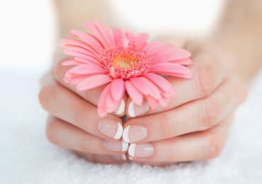 How to Do a Perfect French Manicure with Shellac Polish