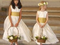 baby bridesmaid dresses