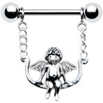 halloween spencers belly button rings