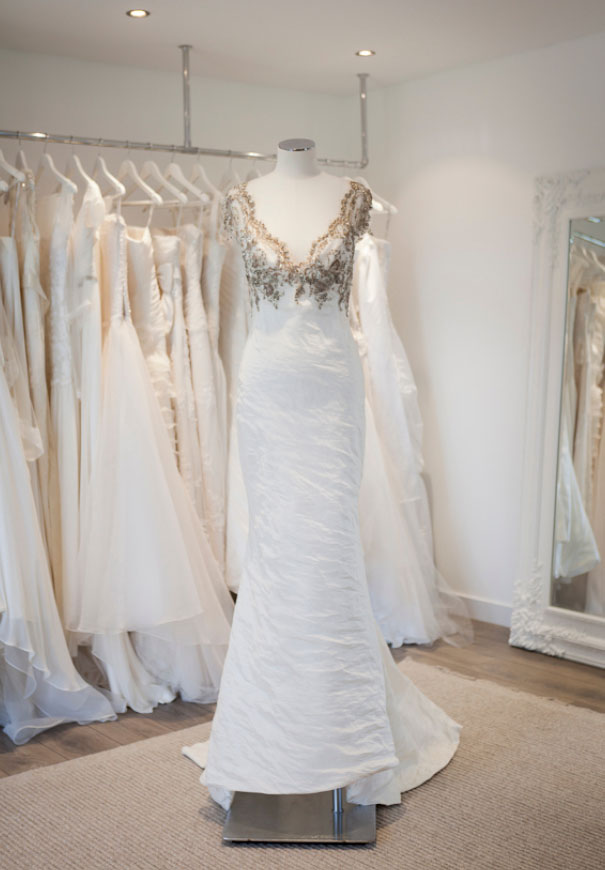 Buying a Consignment Wedding Dress - United With Love