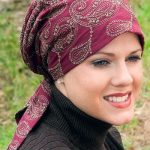different head scarf styles