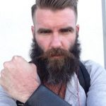 beard styles for men with square face