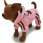 small dog raincoat pattern with legs