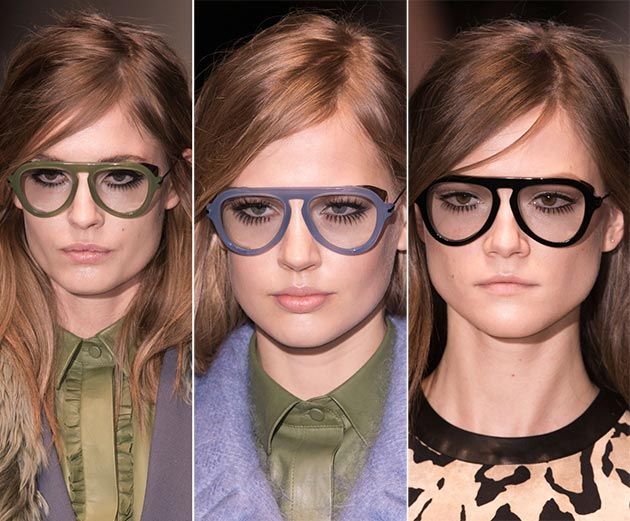 glasses frames for women according to face shape