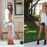 how to wear wedge heel sneakers