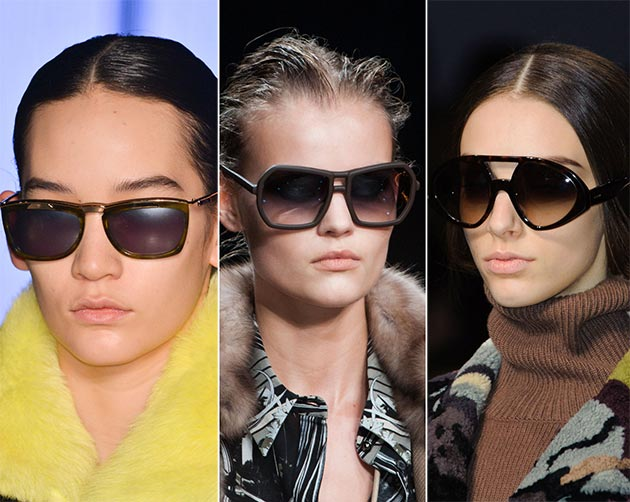 Latest Eyeglass Frame Trends 2015 : fendi eyeglass frames - styloss.com