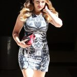 kelly brook bodycon dresses