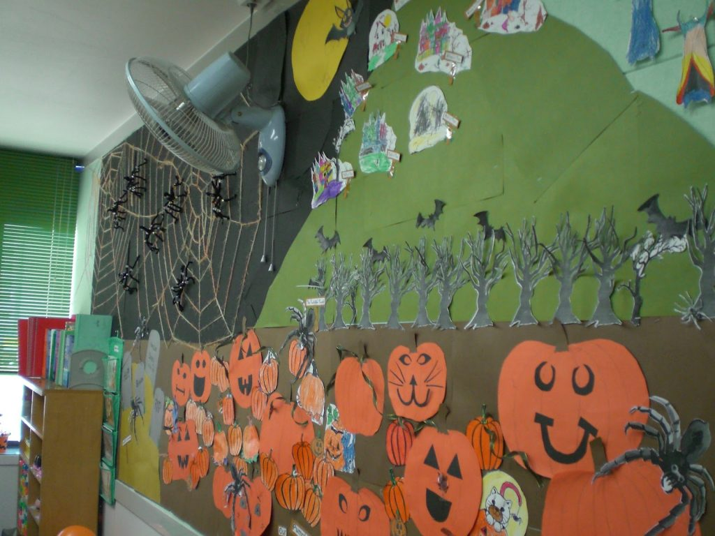 Craft Ideas For Classroom Decoration : Halloween craft ideas for classroom styloss