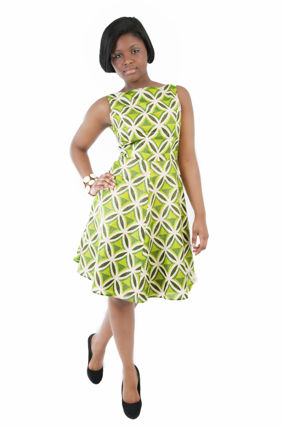 Fashion African Dress Designs
