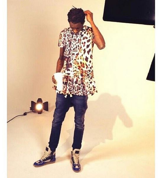 Young Thug Leopard Dress Styloss Com