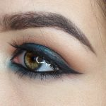 smokeu eye makeup with bobbi brown eye shadow
