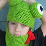 crochet baby hat patterns with ear flaps