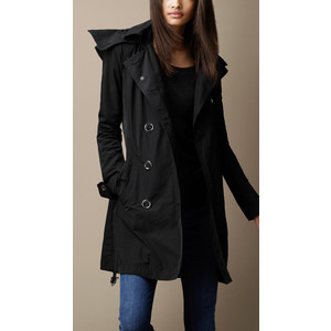 This is a place from here one can find out the Women's Winter Trench Coat with Hood. There are popular brands and designers which has launched trench coats