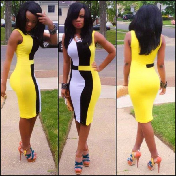 what type of shoes to wear with a bodycon dress styloss