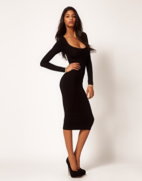 shoes to pair with bodycon dress styloss