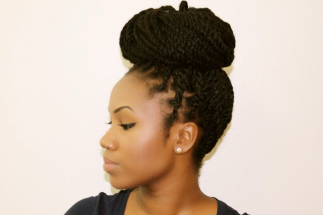 Crochet Braids In Zambia : senegalese twist pin up hairstyles kinky senegalese twists