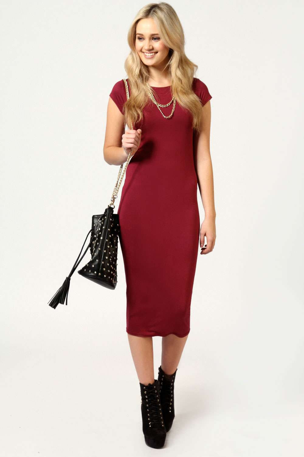What Shoes Can I Wear With A Bodycon Midi Dress Styloss Com