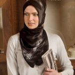 different types of hijab styles