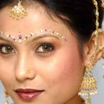 how to do bridal makeup at home