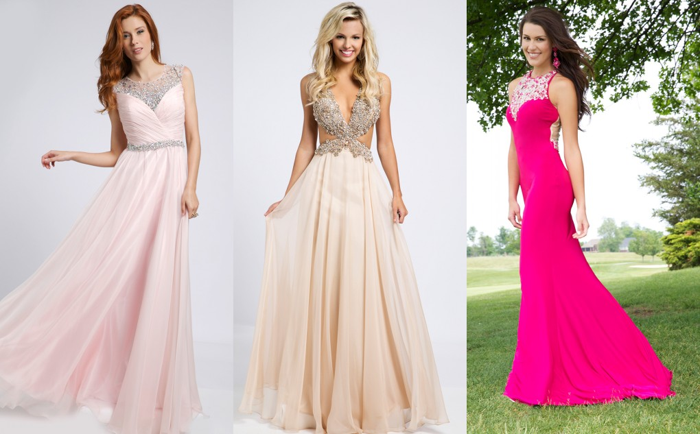 Jessica Mcclintock Prom Dresses Website - Discount Evening Dresses