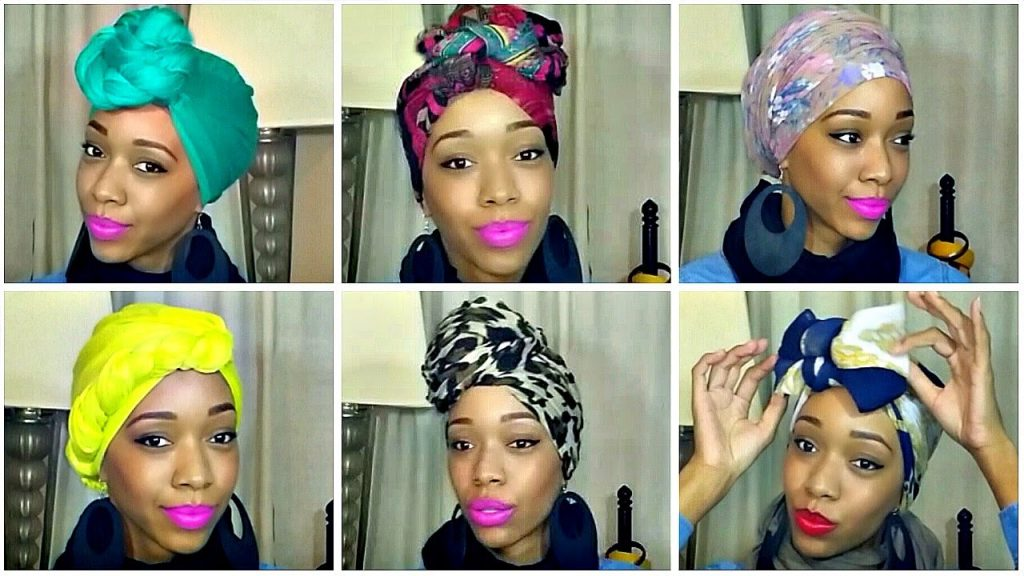 head scarves for african women fashion