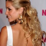 easy pulled back hairstyles for long hair
