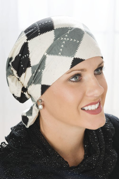 silk scarves for cancer patients