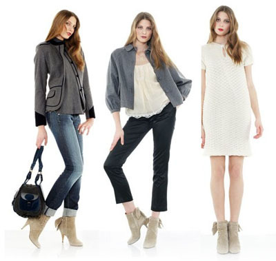 outfits with ankle booties