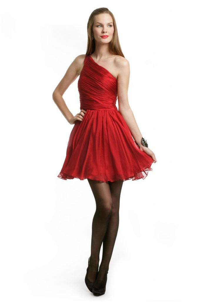 Red Dress for Valentine