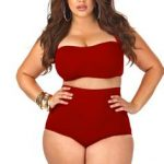 trendy junior plus size swimwear