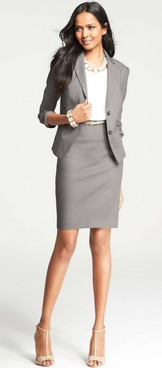 interview dress code for female
